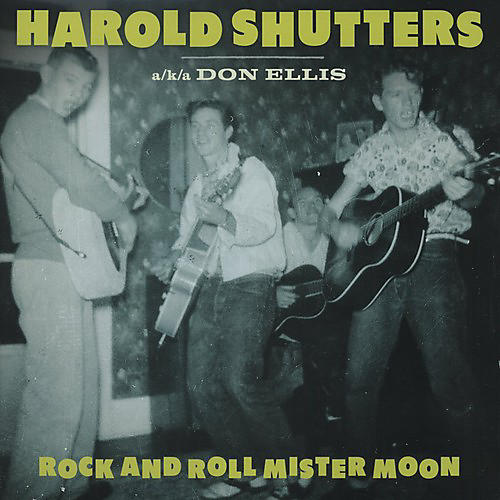 Alliance Harold Shutters - Rock & Roll Mister Moon