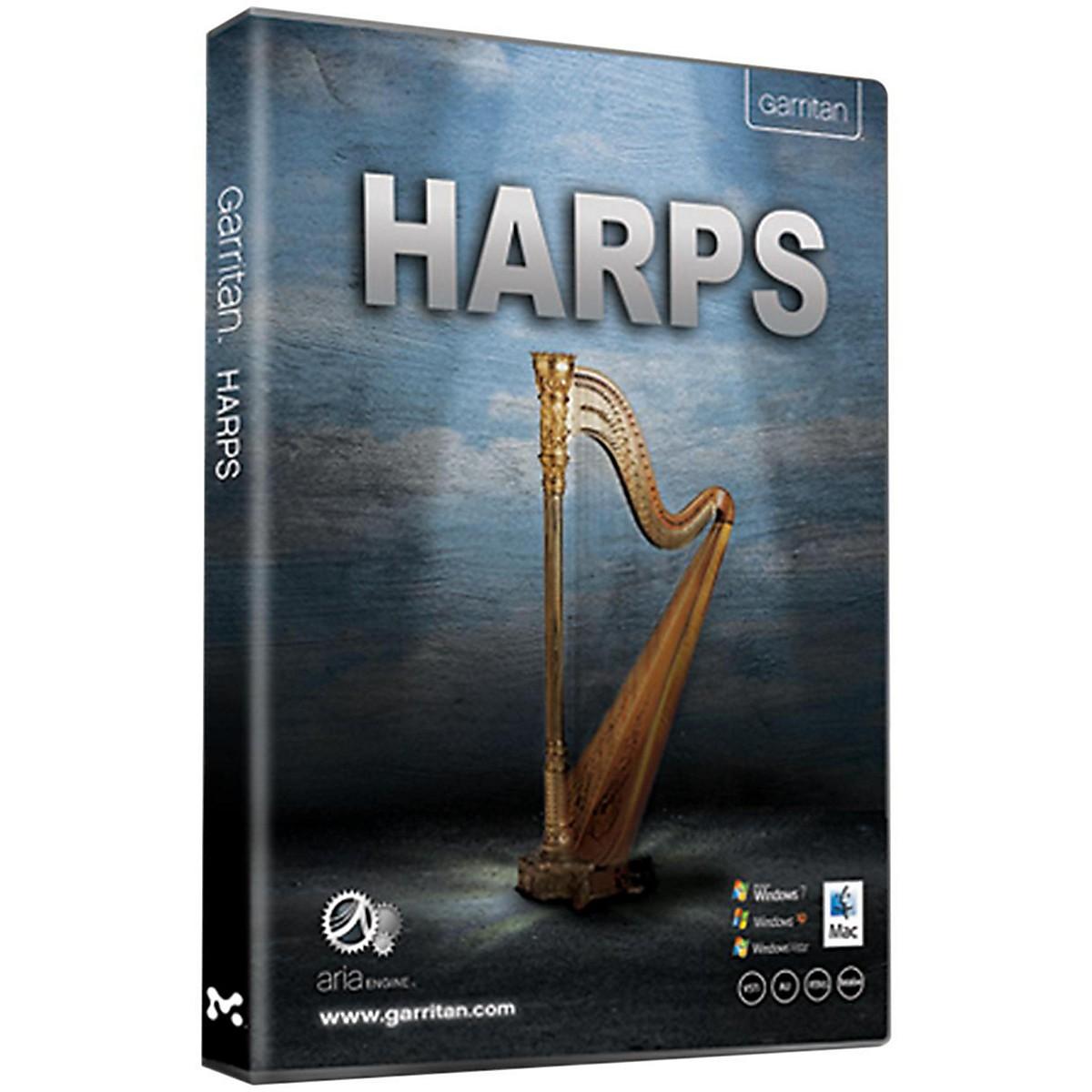 Garritan Harps Software Download