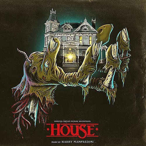 Alliance Harry Manfredini - House 1 & 2 (original Soundtrack)