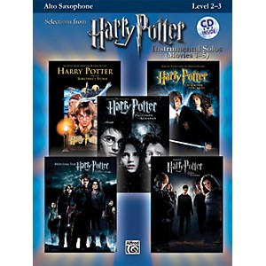 Alfred Harry Potter Instrumental Solos - Movies 1-5 by Alfred