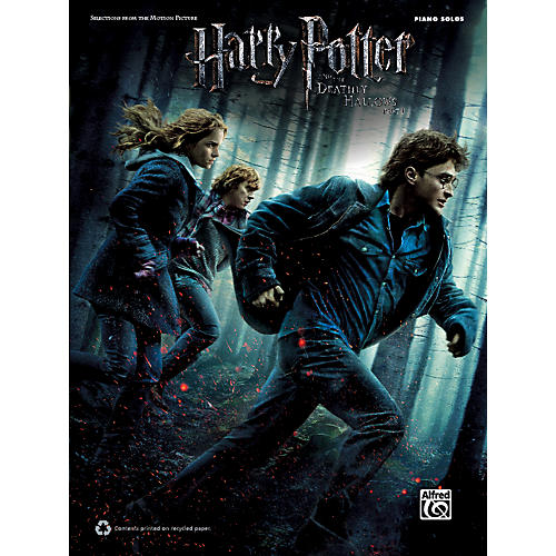 Alfred Harry Potter and the Deathly Hallows Part 1 Book
