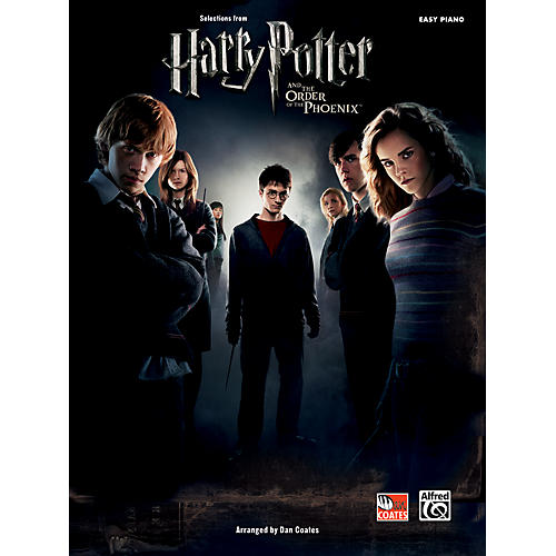 Alfred Harry Potter and the Order of the Phoenix Selections from  Easy Piano