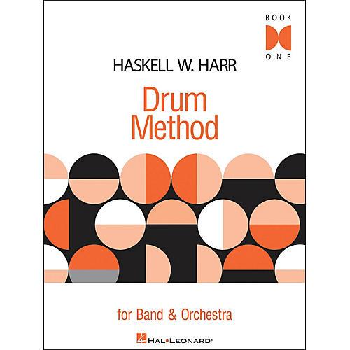 Hal Leonard Haskell W. Harr Drum Method - Book One
