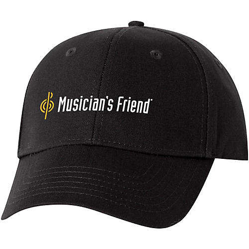Musician's Friend Hat with Logo