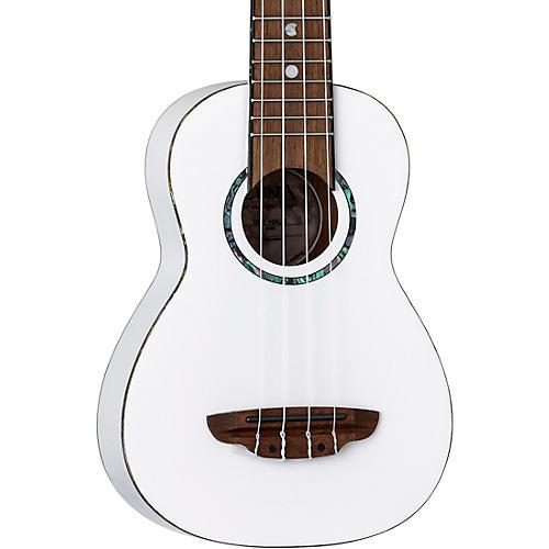 Luna Guitars Hau Snow Soprano Ukulele