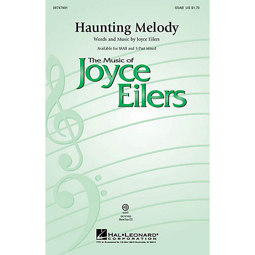 Hal Leonard Haunting Melody ShowTrax CD Composed by Joyce Eilers