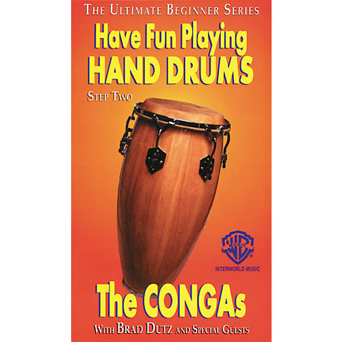 Warner Bros Have Fun Playing Conga, Step 2 Video