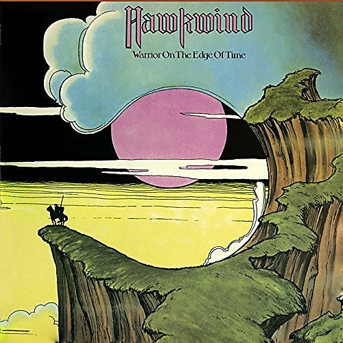 Alliance Hawkwind - Warrior on the Edge of Time