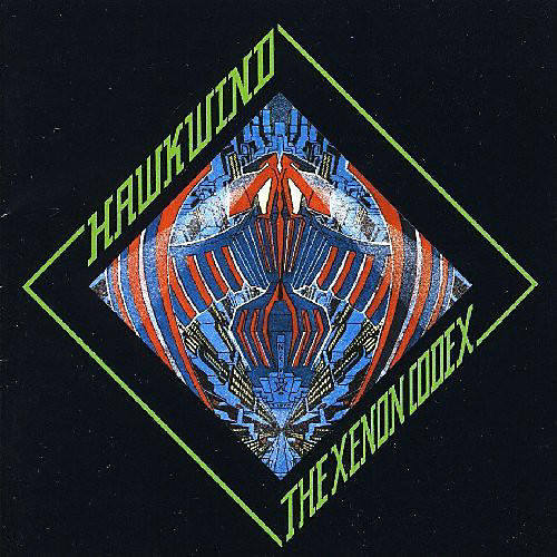 Alliance Hawkwind - Xenon Codex