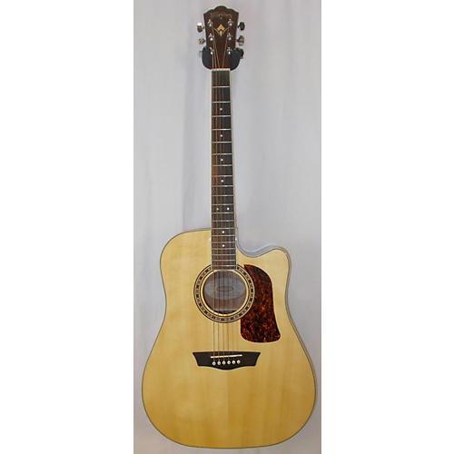 Washburn Hd10sce Acoustic Electric Guitar