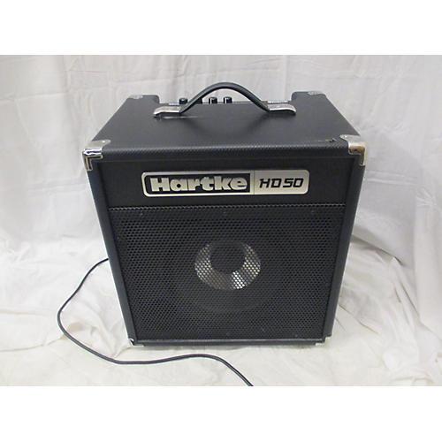 Hartke Hd50 Bass Combo Amp