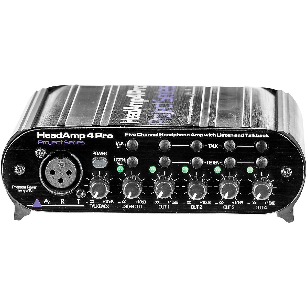 Art HeadAmp 4 Pro with Talk Back