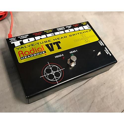 Radial Engineering Headbone VT Head Switcher Pedal