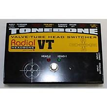 Radial Engineering Headbone Valve-Tube Head Switcher Pedal