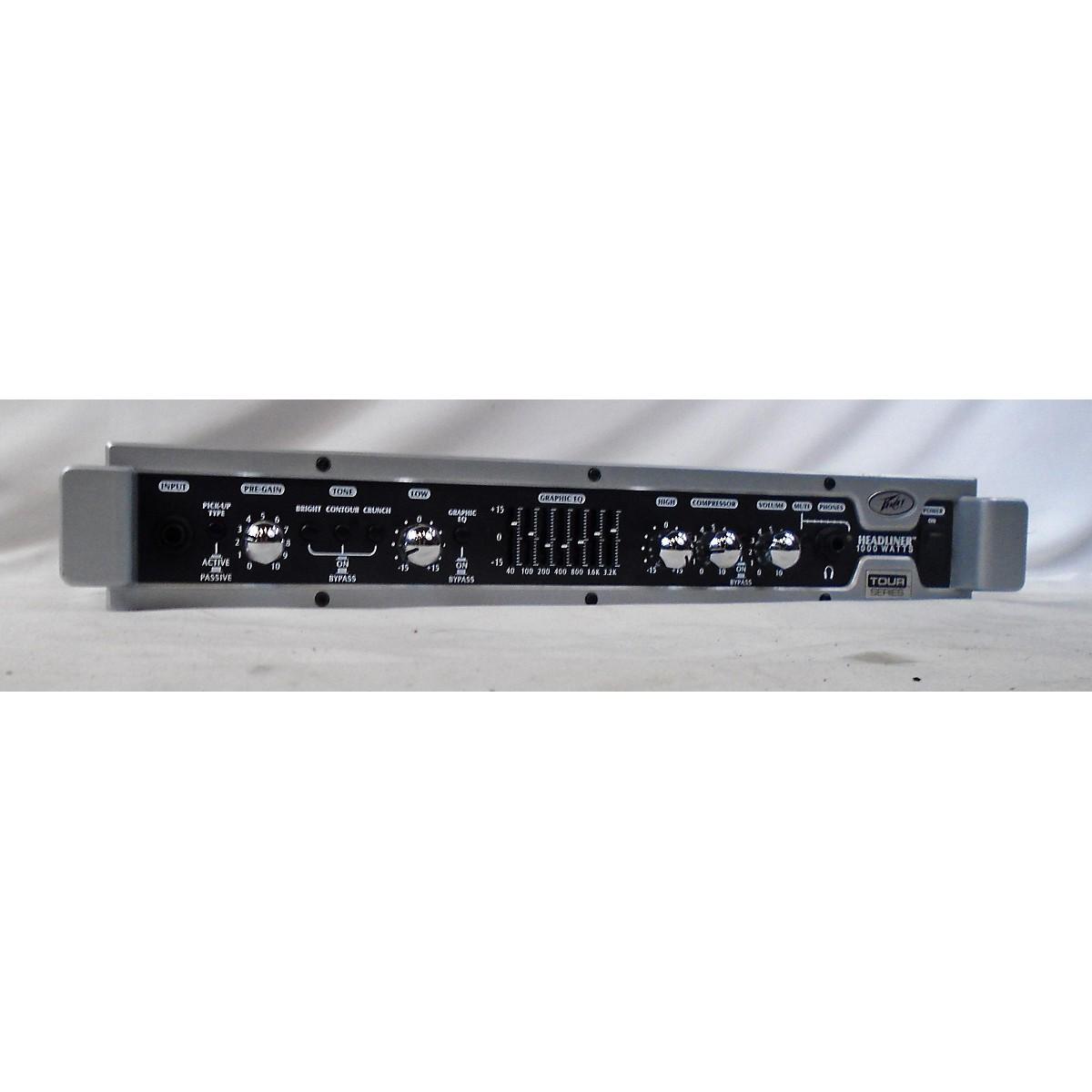 Peavey Headliner 1000 Bass Amp Head