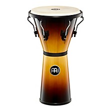 Headliner Series Wood Djembe Vintage Sunburst 12.50 in.