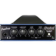 Radial Engineering Headload Prodigy Combination Load Box and DI 8 ohm Level 1