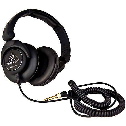 Behringer Headphones HPX6000