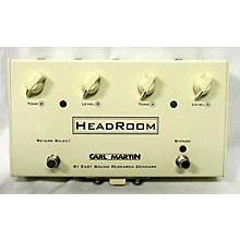 Carl Martin Headroom Reverb Effect Pedal