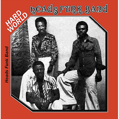 Alliance Heads Funk Band - Hard World