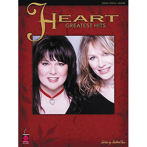 Cherry Lane Heart - Greatest Hits Piano, Vocal, Guitar Songbook