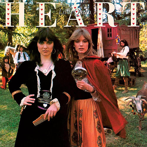 The Orchard Heart - Little Queen LP