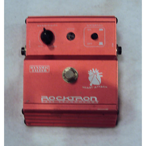 Rocktron Heart Attack Bass Effect Pedal