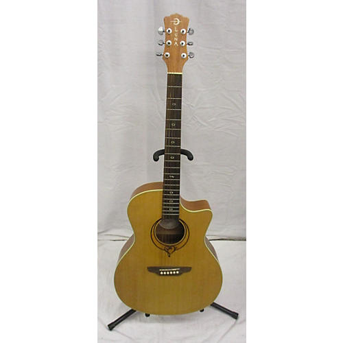 Luna Guitars Heartsong Acoustic Electric Guitar