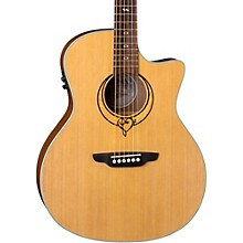 Luna Guitars Heartsong Grand Concert Acoustic-Electric Guitar