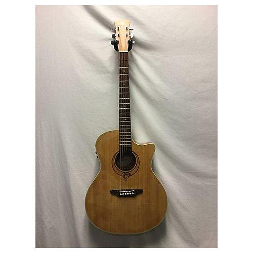 Luna Guitars Heartsong Grand Concert Acoustic Electric Guitar