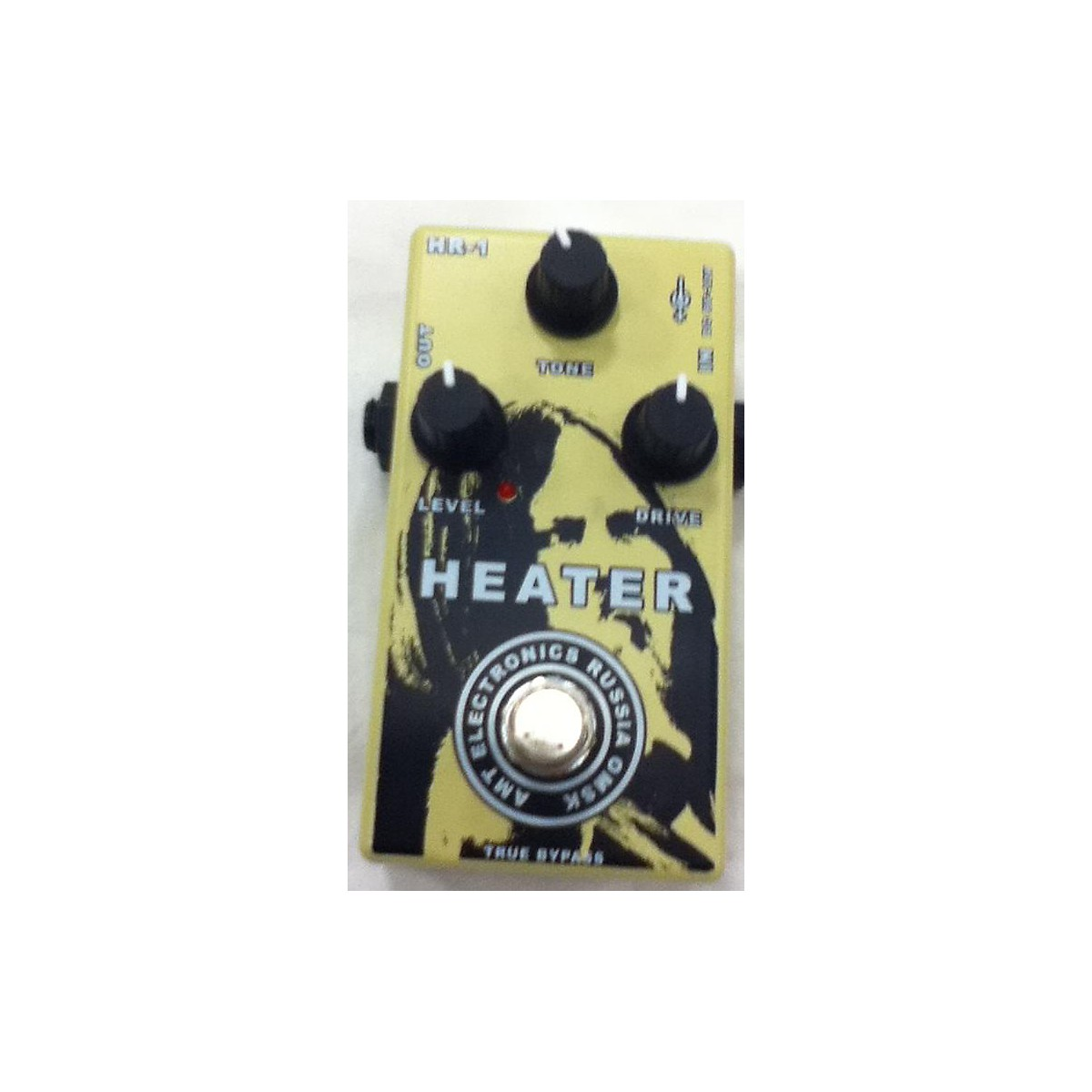 AMT Electronics Heater Effect Pedal