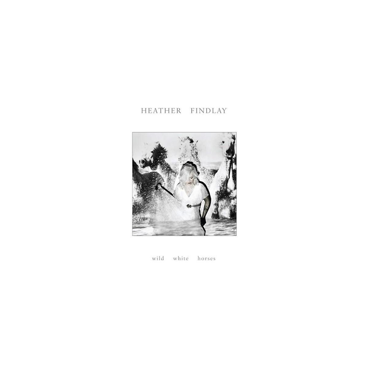 Alliance Heather Findlay - Wild White Horses (180gm White Vinyl)