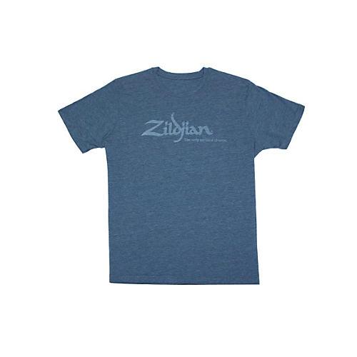 Zildjian Heathered Blue T-Shirt