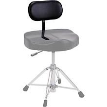 DW Heavy-Duty Air Lift Drum Throne Backrest
