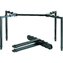 Quik-Lok Heavy Duty Height Adjustable Mixer / Speaker Stand Level 1