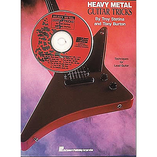 Hal Leonard Heavy Metal Guitar Tricks (Book and CD Package)