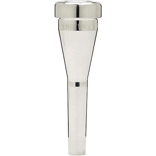 Denis Wick Heavy Top Trumpet Mouthpiece in Silver