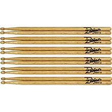 Zildjian Heavy Wood Drumsticks 6-Pack