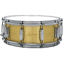Heirloom Brass Snare Drum 14 x 5.5 in.