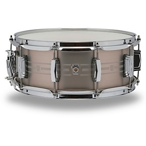 ludwig heirloom stainless steel snare drum guitar center. Black Bedroom Furniture Sets. Home Design Ideas