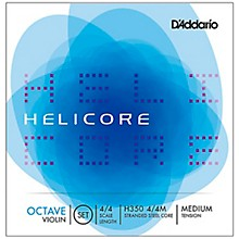 D'Addario Helicore Octave Violin Set - H350