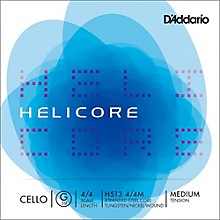 D'Addario Helicore Series Cello G String