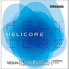 D'Addario Helicore Violin  Single A String