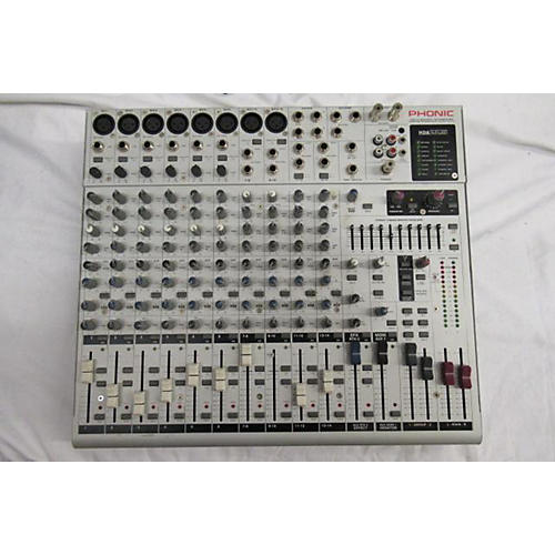Phonic Helix 18 Fire Wire Unpowered Mixer