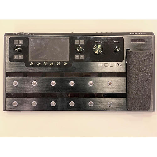 Line 6 Helix Effect Processor