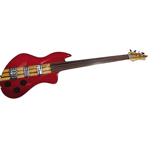 Lace Helix Neck-Through Fretless Electric Bass
