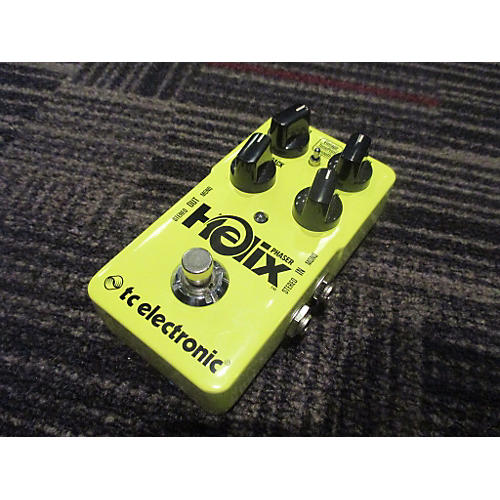 TC Electronic Helix Phaser Effect Pedal