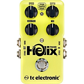 tc electronic helix phaser true bypass guitar effects pedal guitar center. Black Bedroom Furniture Sets. Home Design Ideas
