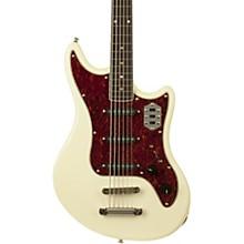 Hellcat VI Extended Range Electric Guitar Ivory