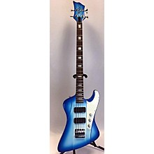 DBZ Guitars Hellfire Electric Bass Guitar